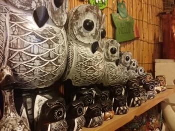 バリ木彫り