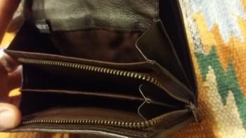 モン族財布ハーフサイズ