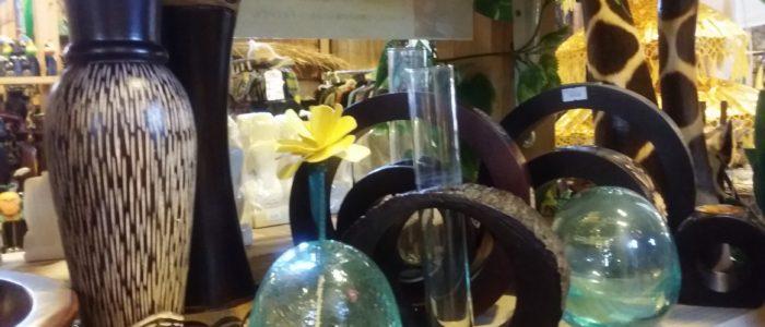 アジアン花瓶
