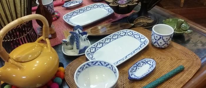 タイの食器