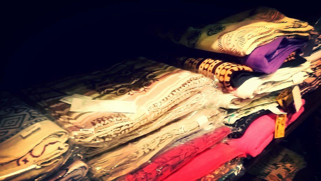 インド綿ベットカバー