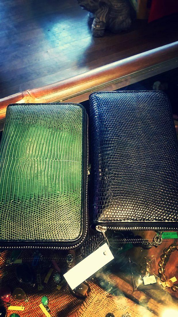 リザードトカゲ財布