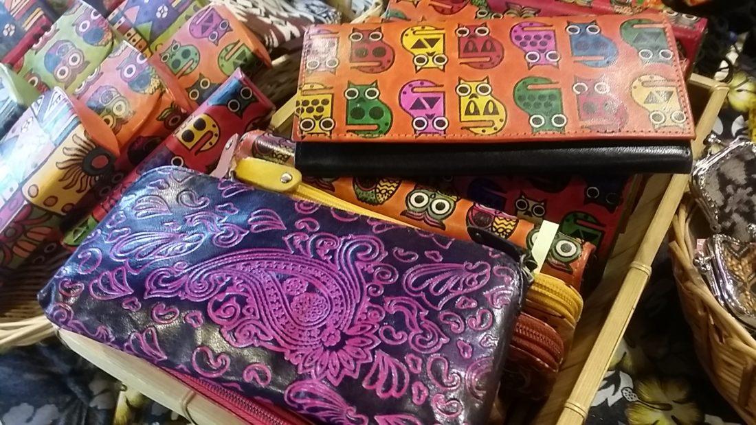 インド羊革雑貨