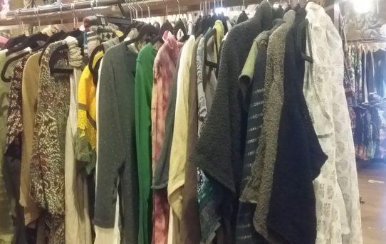 服飾リサイクル商品入荷
