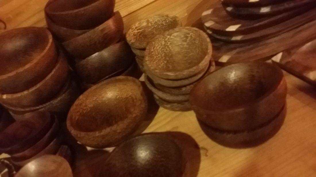 ココナツお皿、ココナツお椀