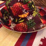 フルーツ柄 ハット