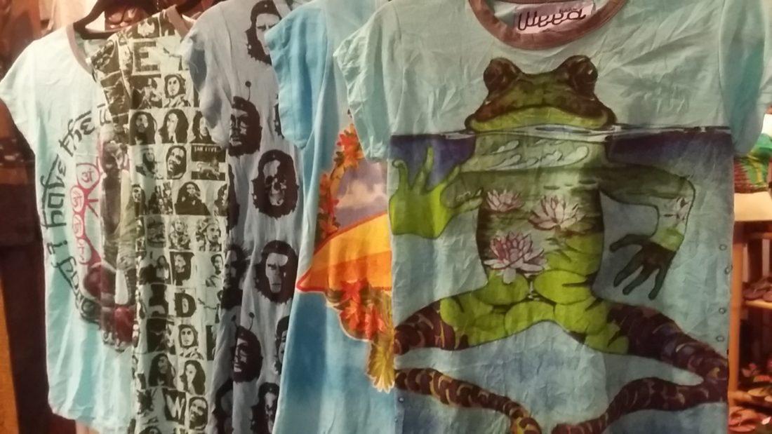 アジアンTシャツ