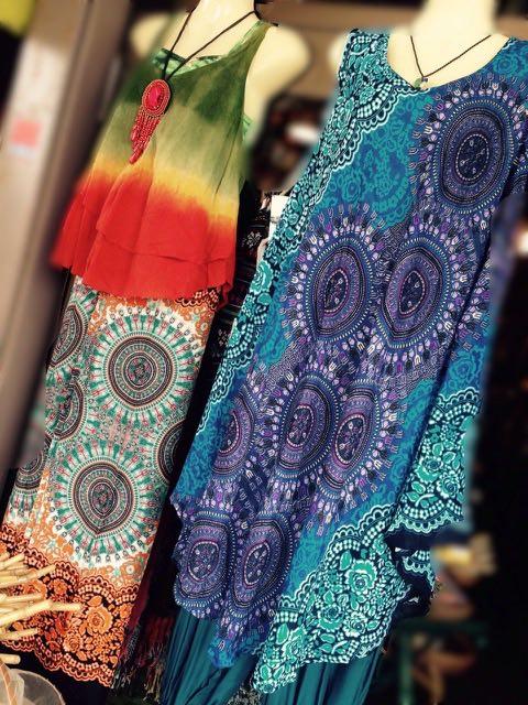 タイダイファッション
