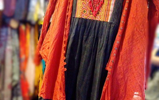 秋の先取りエスニックファッションアイテムのご紹介。