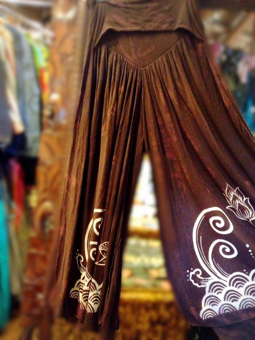 アジアンファッションコーデ