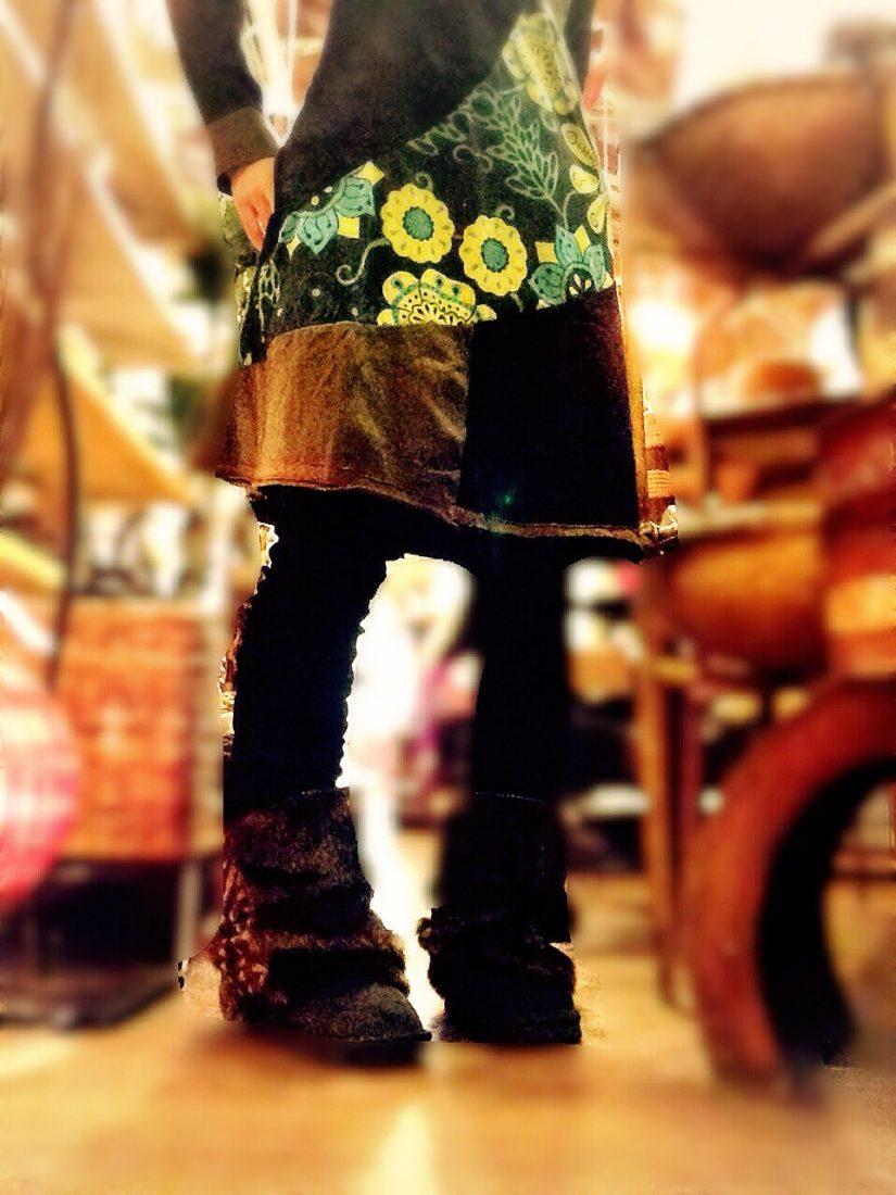 ネパールファッションコーデ