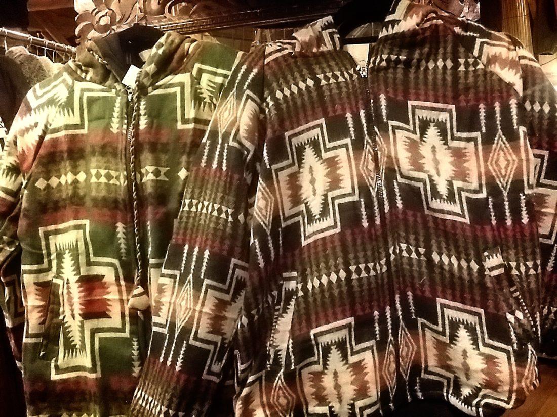 ネパールアクリルウールジャケット