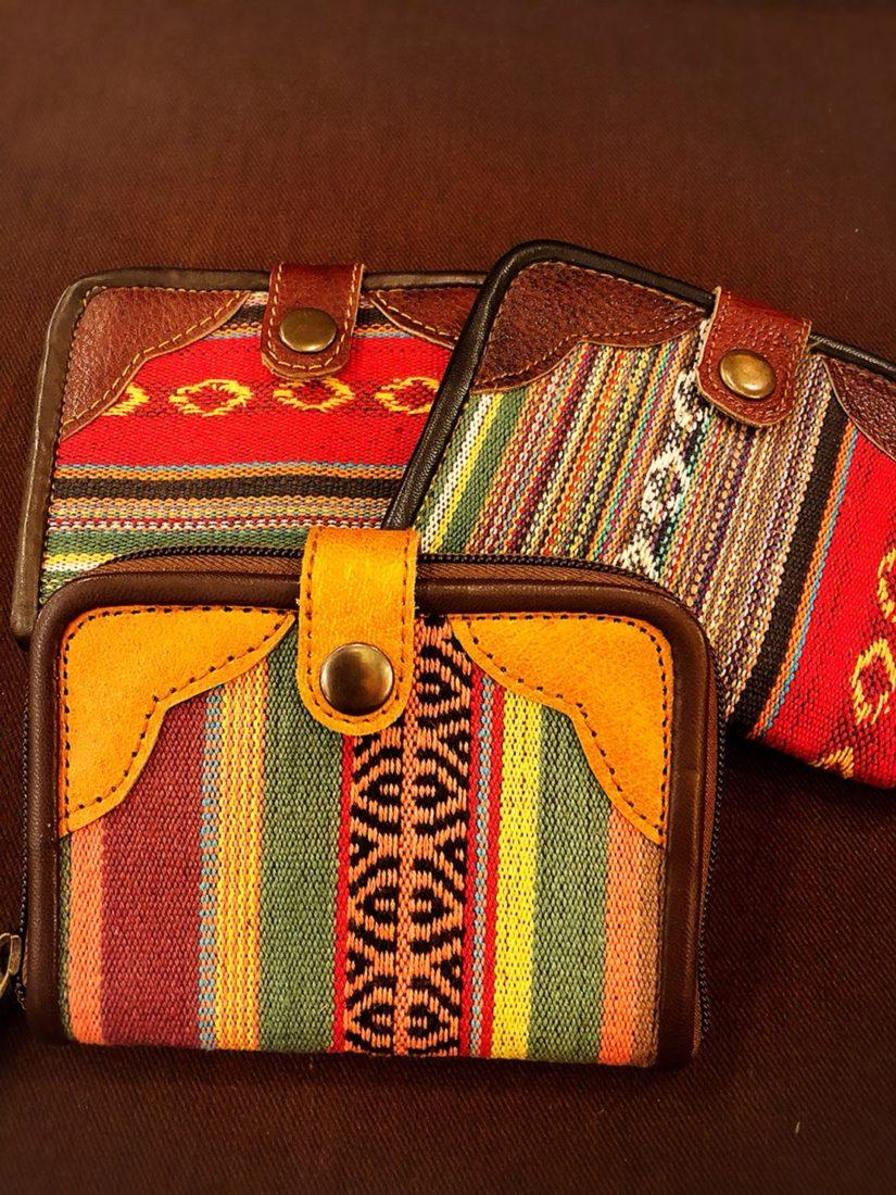 ネパール財布