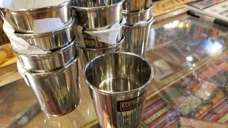 チリンチリン可愛い音がするチャイカップ