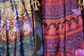 スカートパンツ