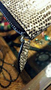 トカゲ財布