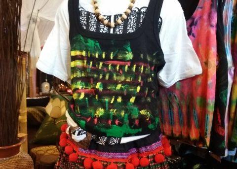 夏のキッズファッション♪エスニック