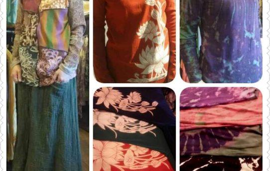 秋のエスニックファッション|コーデ
