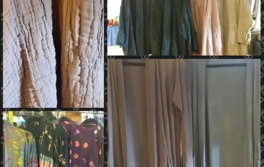 秋のレディース 羽織物
