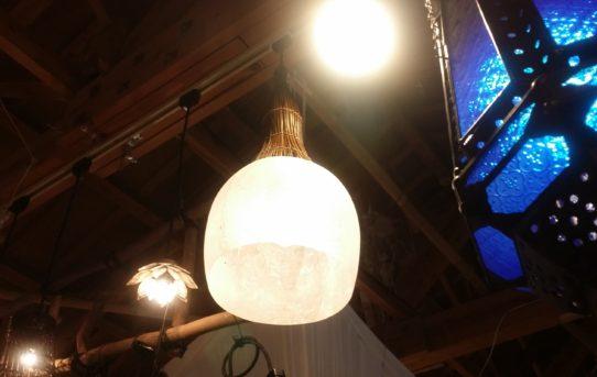 バリ島ランプのBAGUS風アレンジ