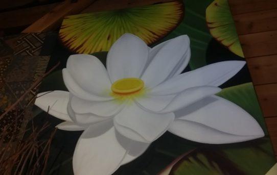 バリ島の絵【バリ絵画】