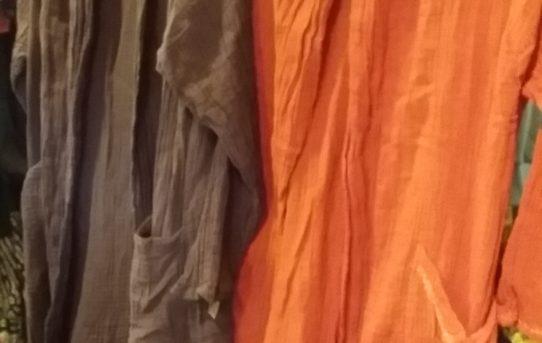 タイよりコットン服飾入荷のお知らせ