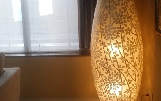 新生活応援フェアー。アジアン家具&アジアンランプ