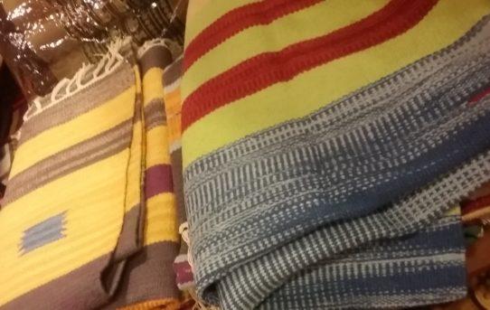 インド綿のラグマット120cm*180cmの使い方!