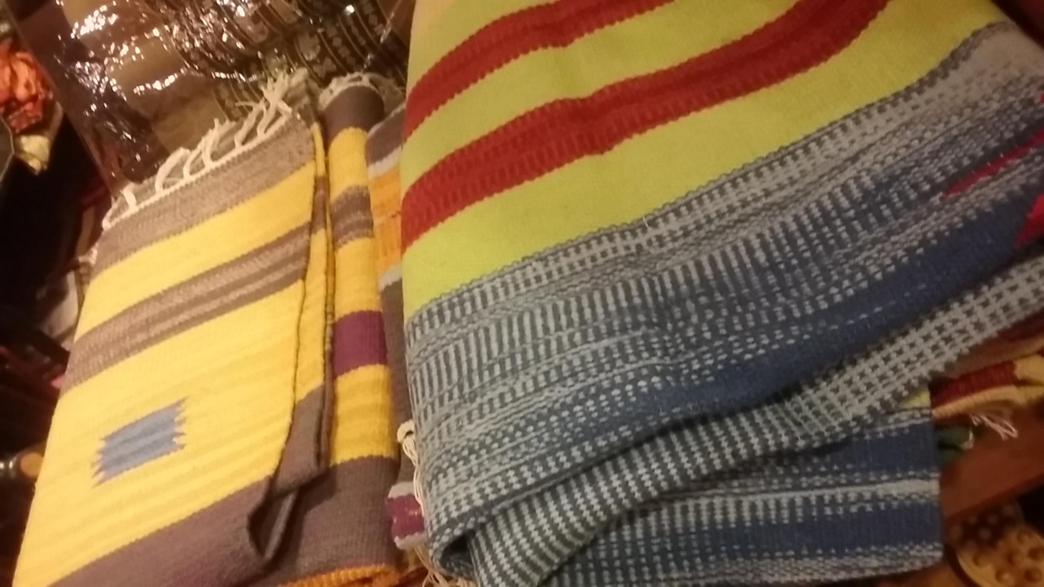 インド綿ラグマット