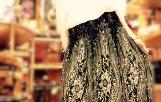 新商品で、本日のファッションコーデ レディース 2wayファッション ♪