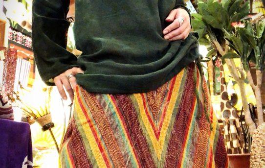可愛い~ゲリコットンのスカートなど入荷しました。