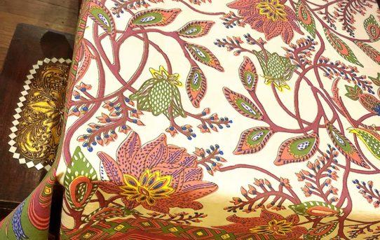 お部屋の雰囲気を変えるのにオススメのインド綿