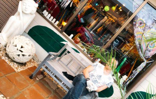 BAGUSのスタッフブログ~バリ風ガーデン作り