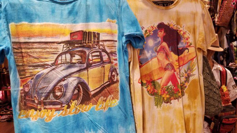 サーファーTシャツ