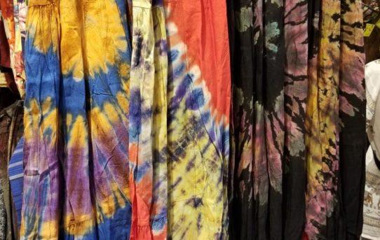 タイ商品追加入荷!今週は入荷ラッシュ!レーヨンのスカートやパンツ