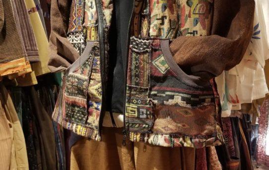 新入荷商品でメンズのエスニックファッションコーデ