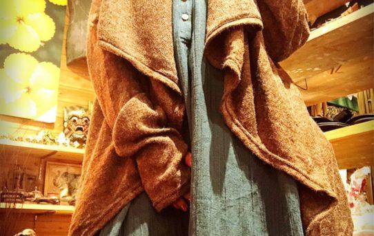 寒くなってきました。おススメの暖かい服をご紹介