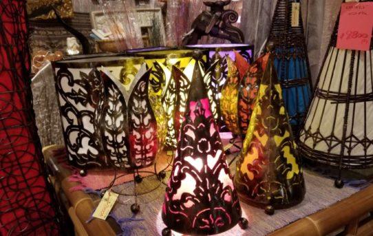 バリ島からの可愛いアジアンランプ!小型編のご紹介
