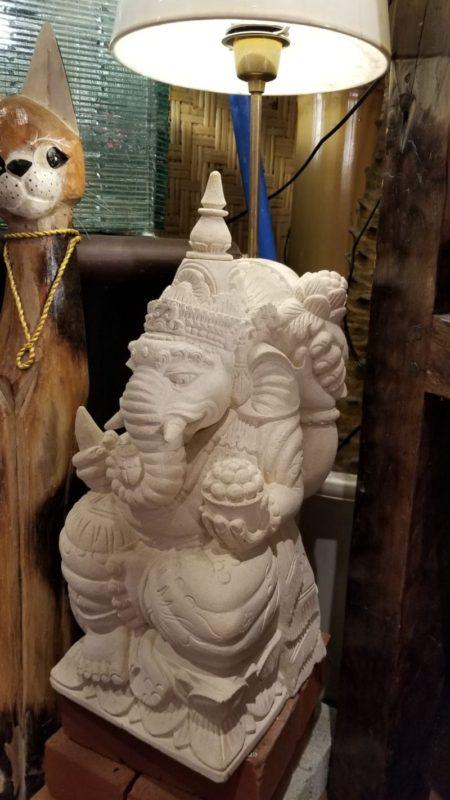 ガネーシャのランプ
