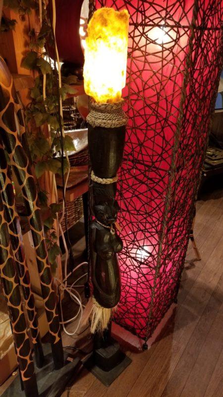 原住民ランプ