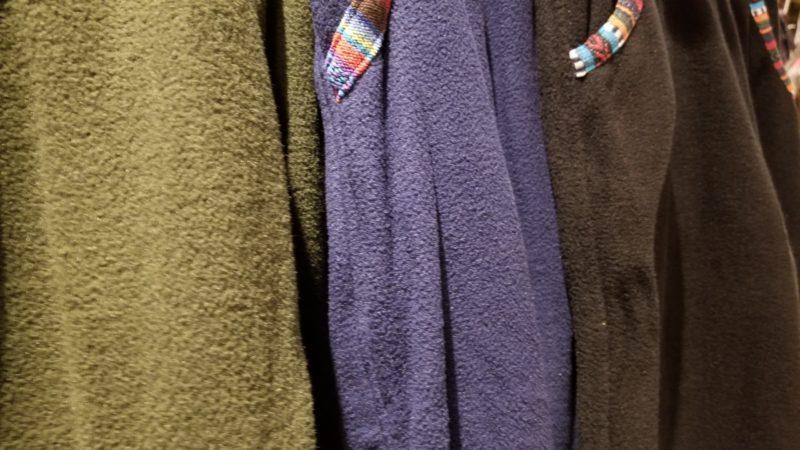 ネパールフリース暖かパンツ