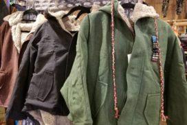 ネパール暖かジャケット