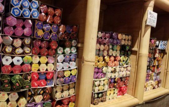 インドのHEMのお香大量入荷!全部で100種類以上~