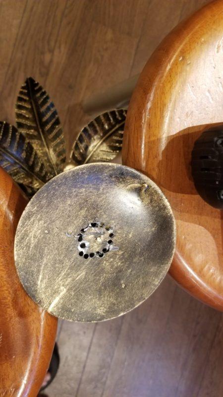 オリジナルランプ作り