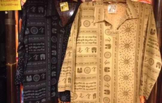 エスニックファッションの定番!クルタシャツ♪♪